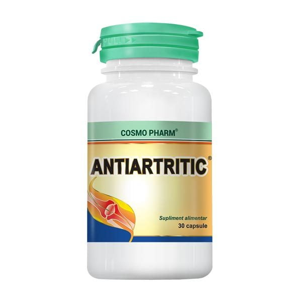 Antiartritic Natural 30Cps CosmoPharm