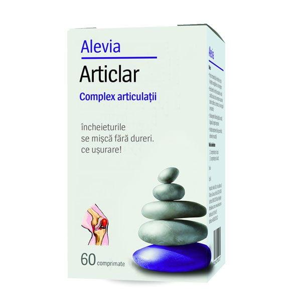 Articlar Complex Articulatii Alevia 60cpr