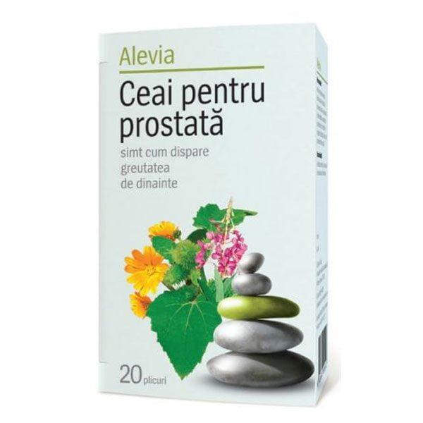 Ceai Pentru Prostata 20dz ALEVIA