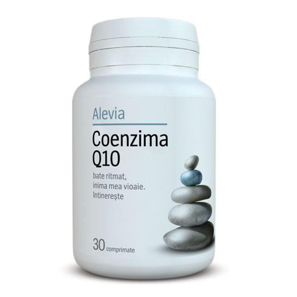 Coenzima Q10 10mg 30cpr ALEVIA