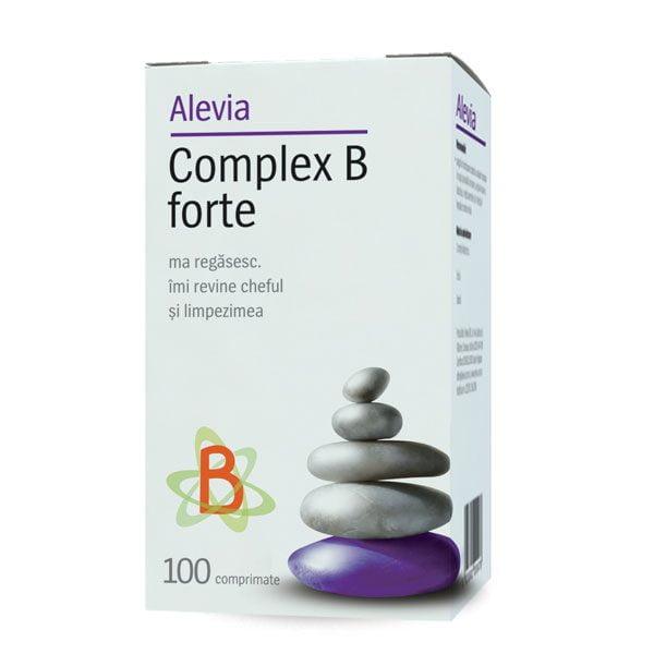 Complex B Forte 100cps ALEVIA