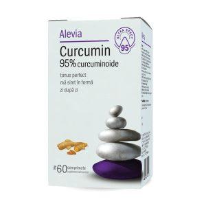 Curcumin Alevia 60cps
