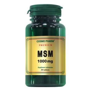 MSM 1000mg Premium CosmoPharm 30tb