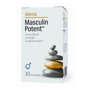 Masculin Potent Alevia 30cpr