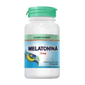 Melatonina Cosmopharm 10cps
