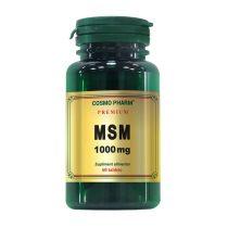 MSM 1000Mg Premium 60tb Cosmopharm 60tb