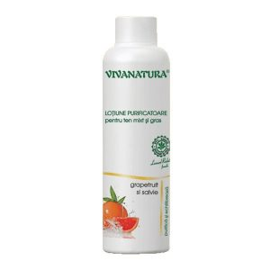 Lotiune Purificatoare Ten Mixt si Gras VivaNatura 150ml