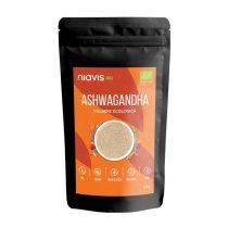 Ashwagandha Pulbere Ecologica (Bio) Niavis 125g