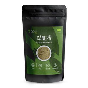 Canepa Pulbere Ecologica (Bio) NIAVIS 250g
