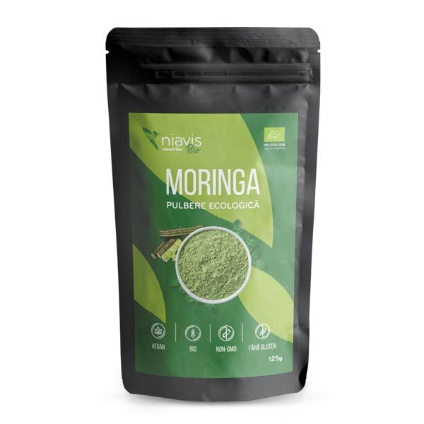 Moringa Pulbere Ecologica (Bio) NIAVIS 125g