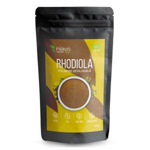 Rhodiola Pulbere Ecologica (Bio) NIAVIS 125g