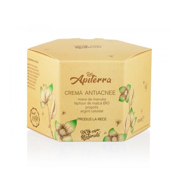 Crema Antiacnee Apiterra 50ml