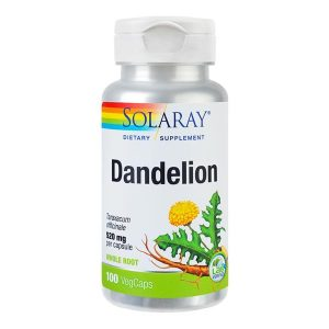 Dandelion Papadie Secom 520Mg 100cps