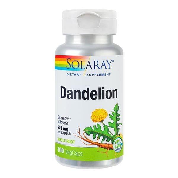 Dandelion Papadie Secom 520Mg 100cps