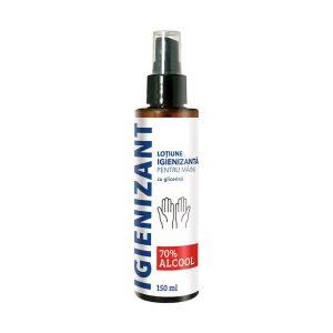 Lotiune igienizanta Cosmetic Plant cu Glicerina 200ml