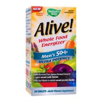 Alive Men's 50+ Ultra Secom Nature's Way 30tb