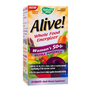 Alive Women's 50+ Ultra Secom Nature's Way 30tb