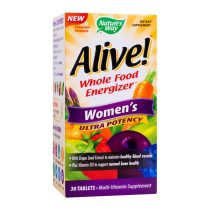 Alive Women's Ultra Secom Nature's Way 30tb