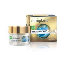 Hyaluronic Gold Crema de zi antirid cu efect de umplere Elmiplant 50 ml