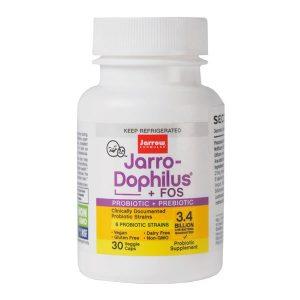 Jarro-Dophilus +FOS Secom 30cps