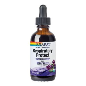 Respiratory Protect Cough Secom Solaray Sirop 59ml