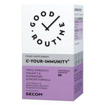 C Your Immunity Secom 30cps