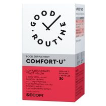 Comfort-U Good Routine Secom 30cps