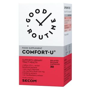 Comfort-U Good Routine Secom 30cps