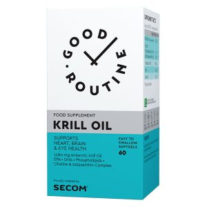 Krill Oil Good Routine Secom 30cps