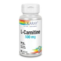 L-Carnitine 500mg Secom 30cps