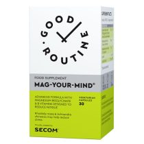 Mag Your Mind Good Routine Secom 30cps