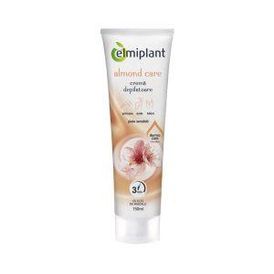 Velvet Touch Crema Depilatoare Piele Sensibila Silk Sensation Elmiplant 150ml