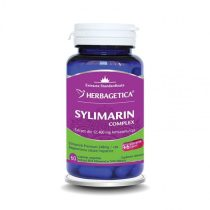 Sylimarin Complex Herbagetica 60cps