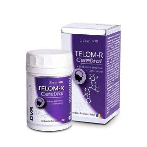 Telom-R Cerebral DVR Pharm 120cps