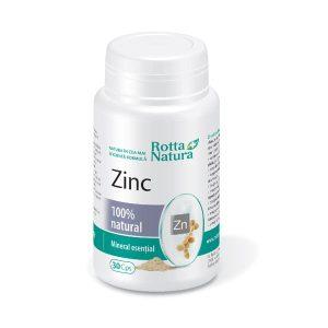 Zinc Natural Rotta Natura 30cps