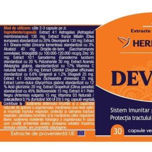 Devirox Herbagetica 30cps