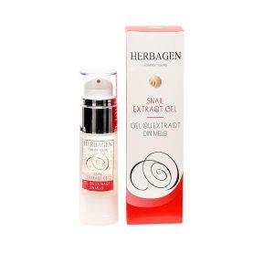 Gel cu extract de melc Herbagen 30ml