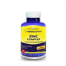 Zinc Forte Herbagetica 120cps